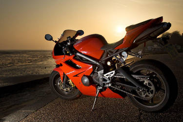 Daytona 675 by LikeADream