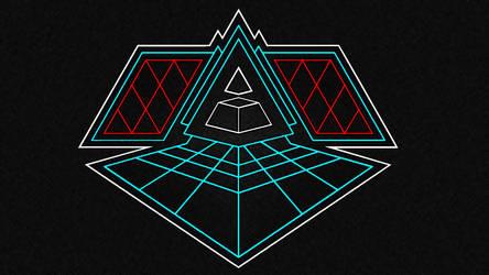 Daft Punk Alive Tour Wallpaper by HFrezza