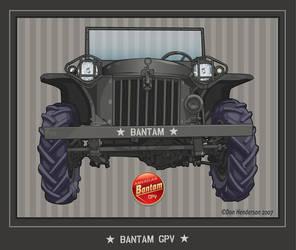 Bantam Prototype by yankeedog