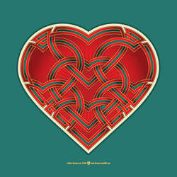 Tangled Heart by yankeedog