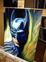 Batman by AlmightyArt