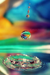 Aquatic vitality by Karisca