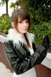 Female Squall Leonhart Cosplay I by Nao-Chan-91