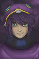 Ravio - The Legend of Zelda: A Link Between Worlds by Nao-Chan-91