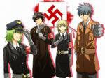 Gotei13 : Nazi by bake2x