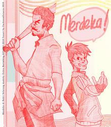 MERDEKA by bake2x