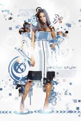 Blue Sky Girl by odindesign