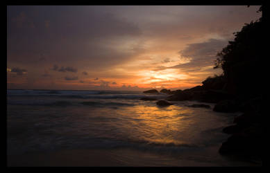 Phuket Sunset by Phill-J