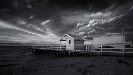 Private Jetty by Phill-J