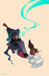 Witchsona by zetallis