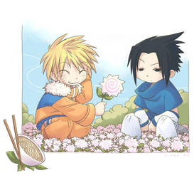 Fields of Naruto by zetallis
