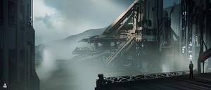 Industrial concept by Daazed-DA