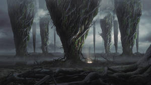 Colossal roots by Daazed-DA