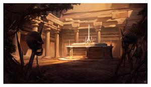 Kings tomb by Daazed-DA