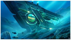 Aquatic Hub by Daazed-DA