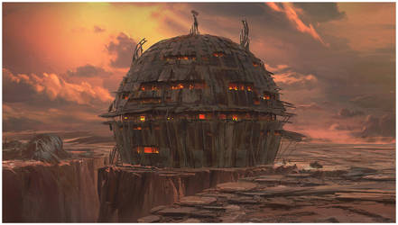 Faction base - Desert by Daazed-DA