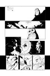 sequential art by Escarleto