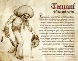 Tecuani by azlath