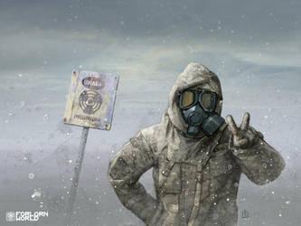 Forlorn World - Wallpaper by Splinter54