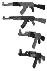 AK 47 CYMA CM.022 by YoLoL