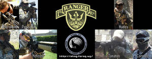 Ranger Roster by YoLoL