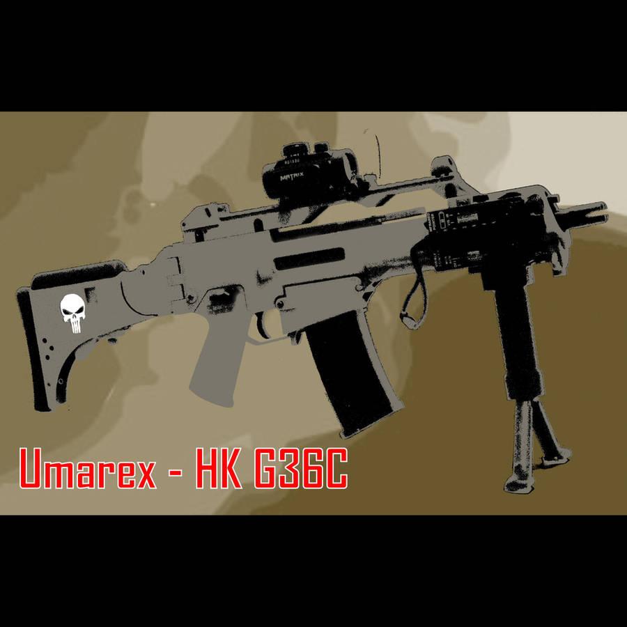 G36 by Umarex by YoLoL