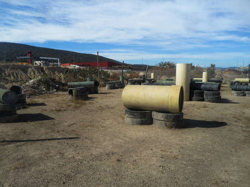 Combat Target Airsoft and Paintball Venue by YoLoL
