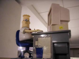Dilbert by YoLoL