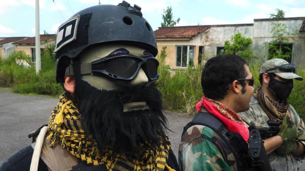 Bearded Mask by YoLoL