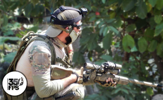 Airsoft Sniper by YoLoL