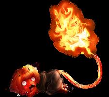 Eunegem Crystal Fire by Macabrecabra