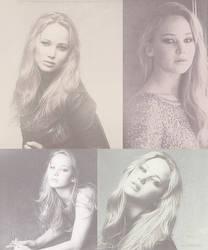 Jennifer Lawrence by Linds37