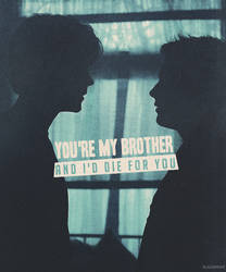 You are my brother by Linds37