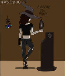 Ashlying by WolfCat100