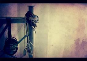 headphones. by musiclovelifeyou