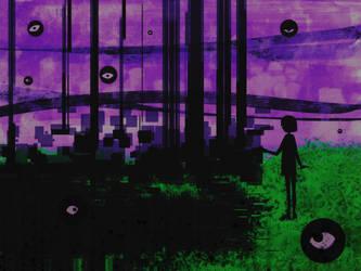 my violet dreams by ALRogue-M