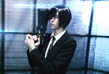 Psycho Pass 01 by ALRogue-M