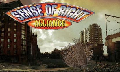 Sense of Right Alliance by Faxerton30
