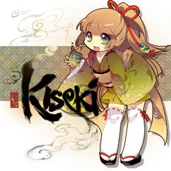 Kiseki by einlee