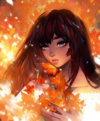 Autumn by einlee