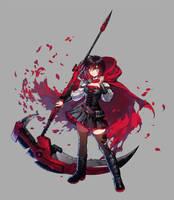 Ruby Rose - V4 by einlee