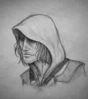 Eddy Sketch by TheHellcow