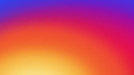 Instagram Gradient Wallpaper by JasonZigrino