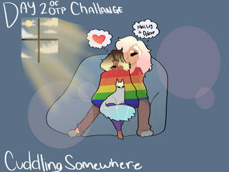 Day 2 of OTP Challenge by wishfulsoul33