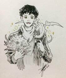 Merlin by AmeresLare