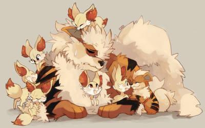 Its so fluffy by suikuzu