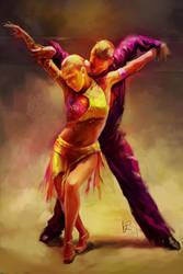 Rumba Dance 2016 KSR  by Rizov