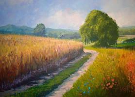 Landscape 5 by Rizov