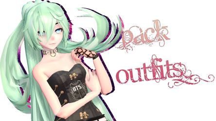 Pack? Outfits? DL!!?? by Mtt-Diana