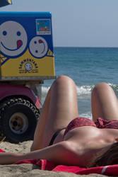 Sunbath by mariomencacci